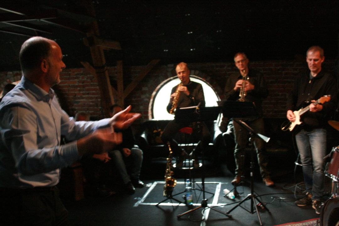 Leading a Jazzband